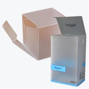 Clear PVC Plastic Boxes